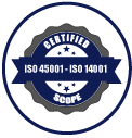 ISO45001 Scope
